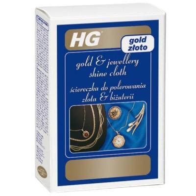HG gold & jewellery shine cloth