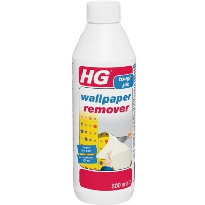Wall Paper Remover hg wallpaper remover 500ml - hg singapore