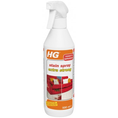 Hg Extra Strong Stain Spray For Carpet & Upholstery