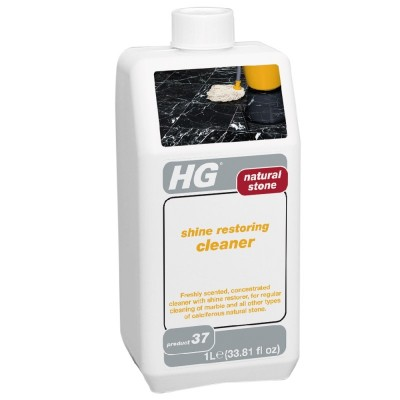 HG shine restoring cleaner (wash & shine) 1L