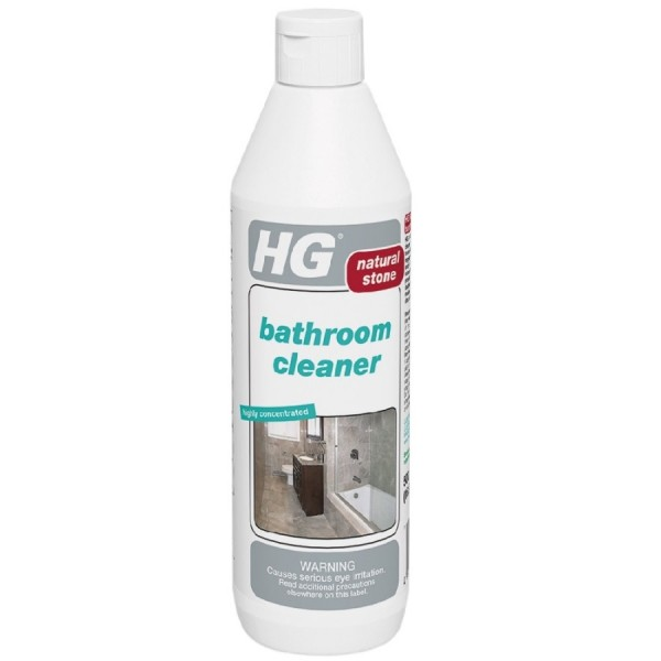 Hg marble natural stone bathroom cleaner 500ml hg singapore for Natural cleaning products for bathroom