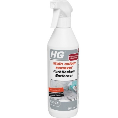 HG Natural Stone Stain Colour Remover 500ml