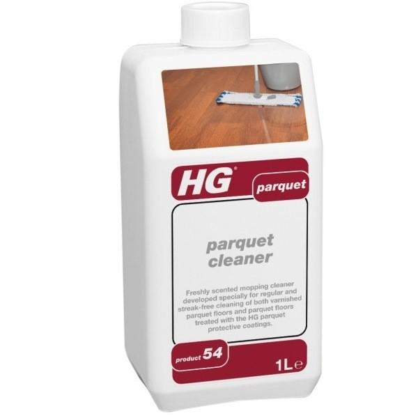 HG parquet cleaner (p.e. polish cleaner) 1L - HG Singapore