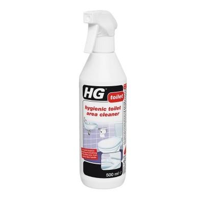 HG hygienic toilet area cleaner 500ml