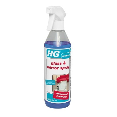HG glass & mirror spray 500ml