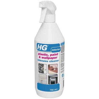 HG plastic, paint & wall paper intensive cleaner 750ml