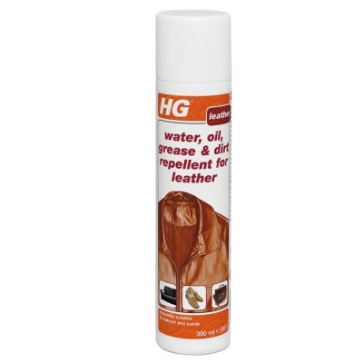 HG water, oil, grease & dirt repellent for leather 300ml